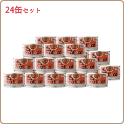 缶詰 オールチキンミール 24缶セット